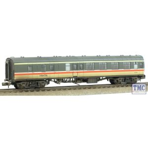 374-192 Graham Farish N Gauge BR Mk1 BSK Brake Second Corridor Intercity Weathered by TMC