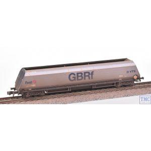 377-575C Graham Farish N Gauge 102 Tonne GLW IIA Bulk Coal Hopper Wagon GBRf (VTG) VALUE Weathered by TMC