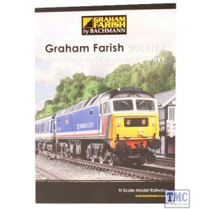 379-016 Graham Farish N Gauge Catalogue 2016/17 (Discontinued)