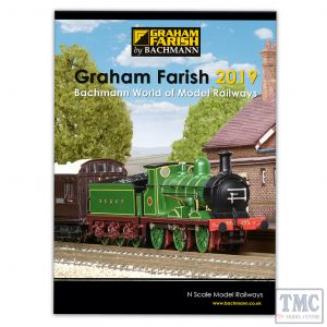 379-019 Graham Farish N Gauge Graham Farish Catalogue 2019