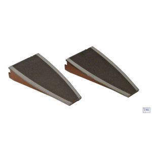 379-201 Graham Farish N Gauge Ramps (x2)