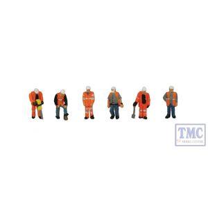 379-309 Scenecraft N Gauge Trackside Workers