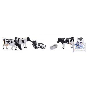 379-341 Scenecraft N Gauge Cows