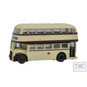 379-548 Graham Farish N Gauge Leyland Titan PD2 Leicester Corporation