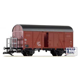 37907 Piko G Scale DR Van with Brakemans Platform & Opening Doors IV