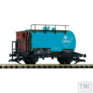 37917 Piko G Scale DB Aral Tank Wagon IV