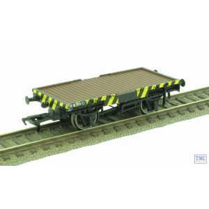 37-980V Bachmann OO/HO Scale Shunters Running Wagon Conflat A Match Truck Exclusive to TMC