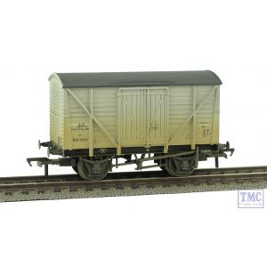 38-191X Bachmann OO Gauge Insulated Ale Van BR White Factory Weathered - TMC Limited Edition