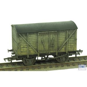 38-191X Bachmann OO Gauge Insulated Ale Van BR White *TMC Limited Edition* Heavy/Grimy Weathering by TMC