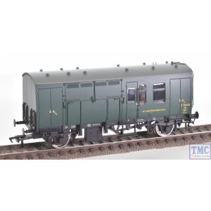 38-528Z Bachmann OO/HO Scale SR Green Horse Box As preserved at NRM Shildon S96369 (Single)
