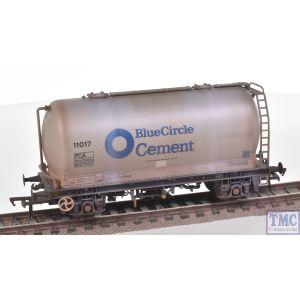 38-650A Bachmann OO Gauge PCA Metalair Bulk Powder Wagon 'Blue Circle Cement'