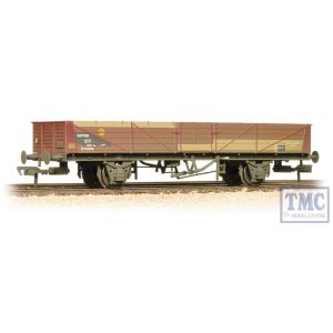 38-750 Bachmann OO Gauge 22 Ton STV Tube Wagon BR Bauxite (TOPS) Weathered