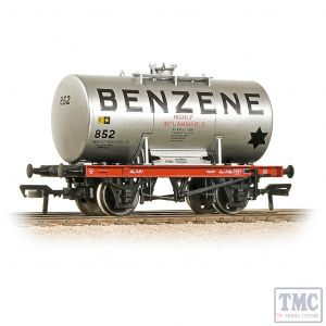 38-775 Bachmann OO Gauge Class A 14 Ton Anchor-Mounted Tank Wagon 'Benzene'