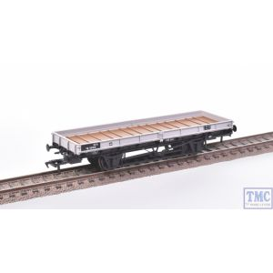 38-850Z Bachmann OO Gauge Plate Wagon ZDO Freight Grey livery DB931321