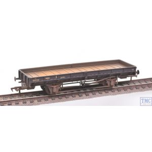 38-852Z Bachmann OO Gauge 'Winkle' Wagon Engineers Dept Black Livery DB9975397 with Extra Detail Weathering by TMC