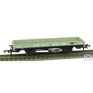 38-856Z Bachmann OO Gauge Plate Wagon Lackenby Works Freight Grey E212085