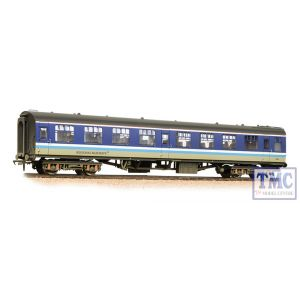 39-056A Bachmann OO Gauge BR Mk1 TSO Tourist Second Open BR Regional Railways - Weathered - Includes Passenger Figures