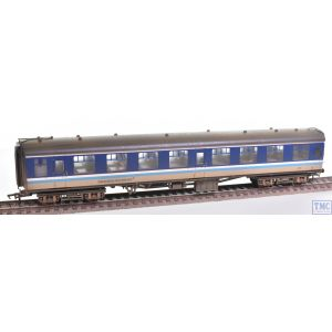 39-056A Bachmann OO Gauge BR Mk1 TSO Tourist Second Open Coach BR Regional Railways (Incl. Passenger Figures) Weathered by TMC