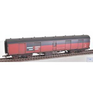 39-200D Bachmann OO Gauge BR Mk1 BG Brake Gangwayed High Security Rail Express Systems