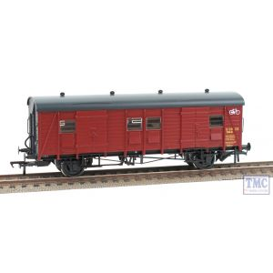 39-526Z Bachmann OO Gauge PMV Cycle Van BR Crimson - TMC Limited Edition