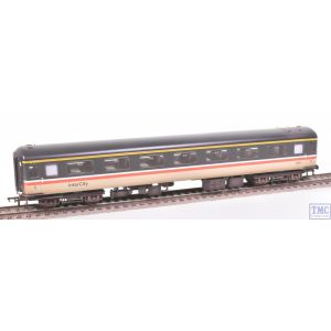 39-726DC Bachmann OO BR MK2F DBSO Driving Brake Second Open *DCC* Weathered