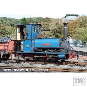 391-051 Bachmann OO9 Narrow Gauge Quarry Hunslet 0-4-0 Tank 'Britomart' Pen-yr-Orsedd Quarry Blue