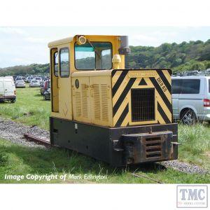 392-025 Bachmann OO9 Narrow Gauge Baguley-Drewry 70hp Diesel DH88 RNAD Dean Hill