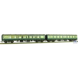 39-001 Bachmann Mk1 Coach Pack 'Works Test Train' BR Blue & Grey Weathered By TMC