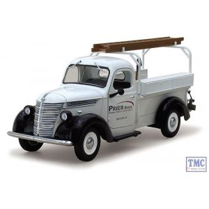 40-0306 First Gear 1:25 SCALE 1938 International D-2 Utility Truck 'Prier Brothers Inc.'