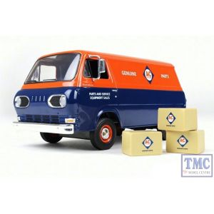 40-0385 First Gear 1950s Econoline Van Allis Chalmers