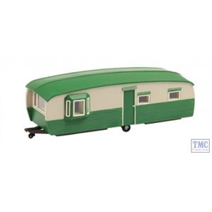 42-0032 Scenecraft N Gauge 28 Static Caravan