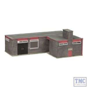 42-0034 Scenecraft N Gauge Depot Crew Room