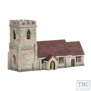 42-0049 Scenecraft N Gauge Church