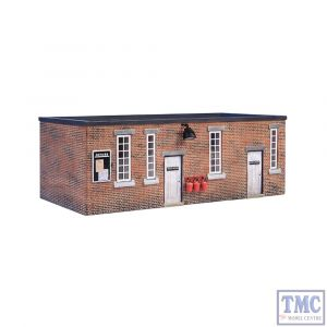 42-0054 Scenecraft N Gauge Depot Mess Room and Toilet