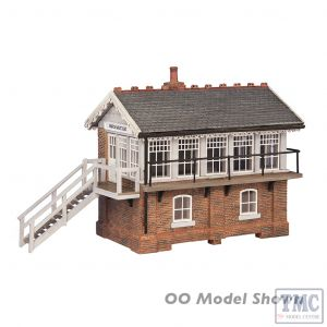 42-0060 Scenecraft N Gauge March West Signal Box