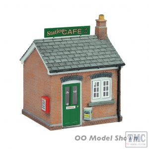 42-0071 Scenecraft N Gauge Station Café