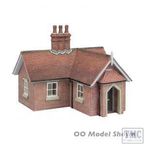 42-0078 Scenecraft N Gauge Crossing Keeper's Cottage