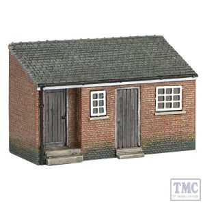 42-0087 Scenecraft N Scale Industrial Yard Office