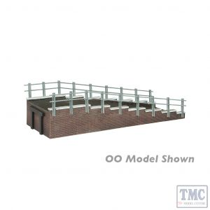 42-0092 Scenecraft N Gauge Motorail Car Loading Point