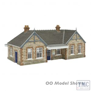 42-0095 Scenecraft N Gauge Stone Booking Hall