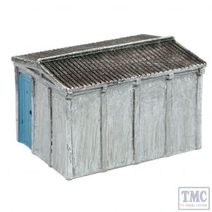 42-036 Scenecraft N Gauge Sectional Lineside Hut