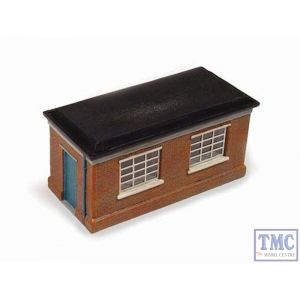 42-047 Scenecraft N Gauge Hampton Hill Platelayers Hut