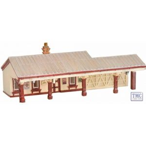 42-087 Scenecraft N Gauge Bluebell Waiting Room