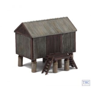 42-180 Scenecraft N Gauge Traders Store