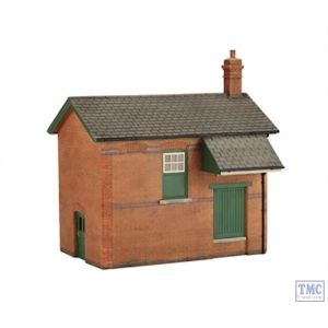 42-188 Scenecraft N Gauge Great Central Goods Depot