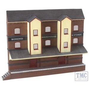 42-197 Scenecraft N Gauge Coal Distribution Building