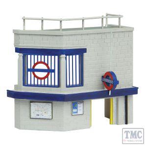 42-221 Scenecraft N Scale Low Relief Underground Station