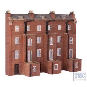42-227 Scenecraft N Gauge Low Relief Rear of Victorian Tenements