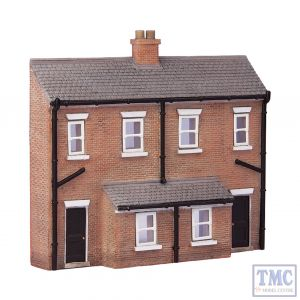 42-233 Scenecraft N Gauge Low Relief Rear of Terraces