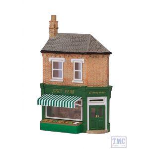 42-253 Scenecraft N Gauge Low Relief Greengrocers